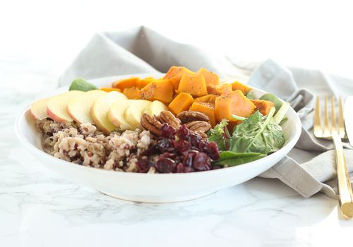 Butternut Squash Grain Bowl