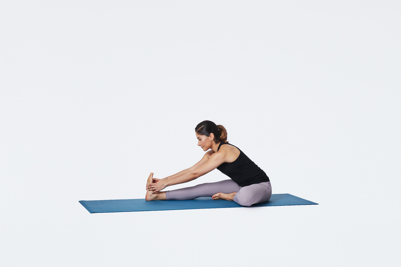 Janu Sirsasana Yoga Pose