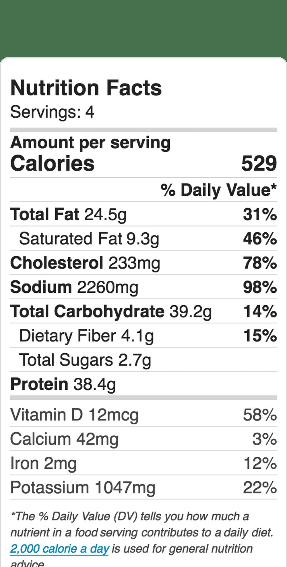 Nutrition Label Embed 1112374273 5B483Ef346E0Fb005B74B10A