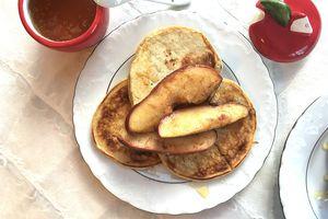 Heartburn Friendly Pancakes