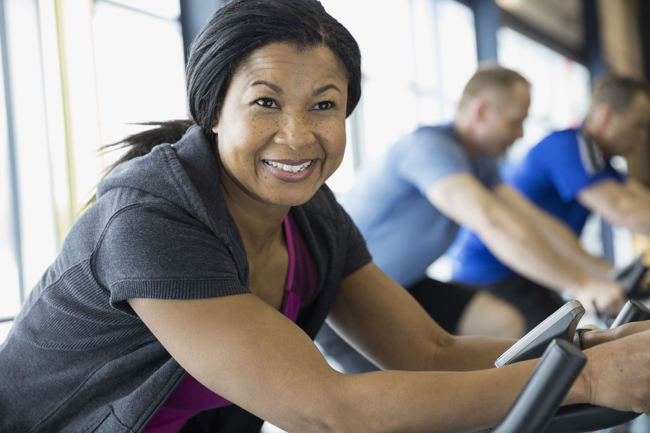 how much weight can i lose on a stationary bike