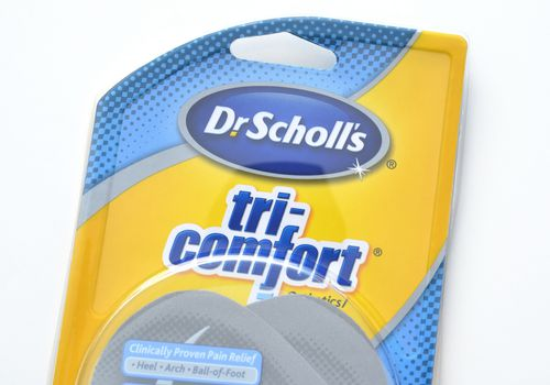 Dr. Scholl's Insoles and Orthotics