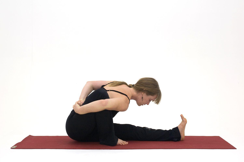Marichi's Pose - Marichyasna I