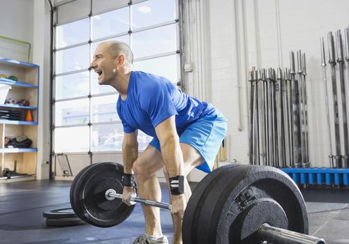 The deadlift.