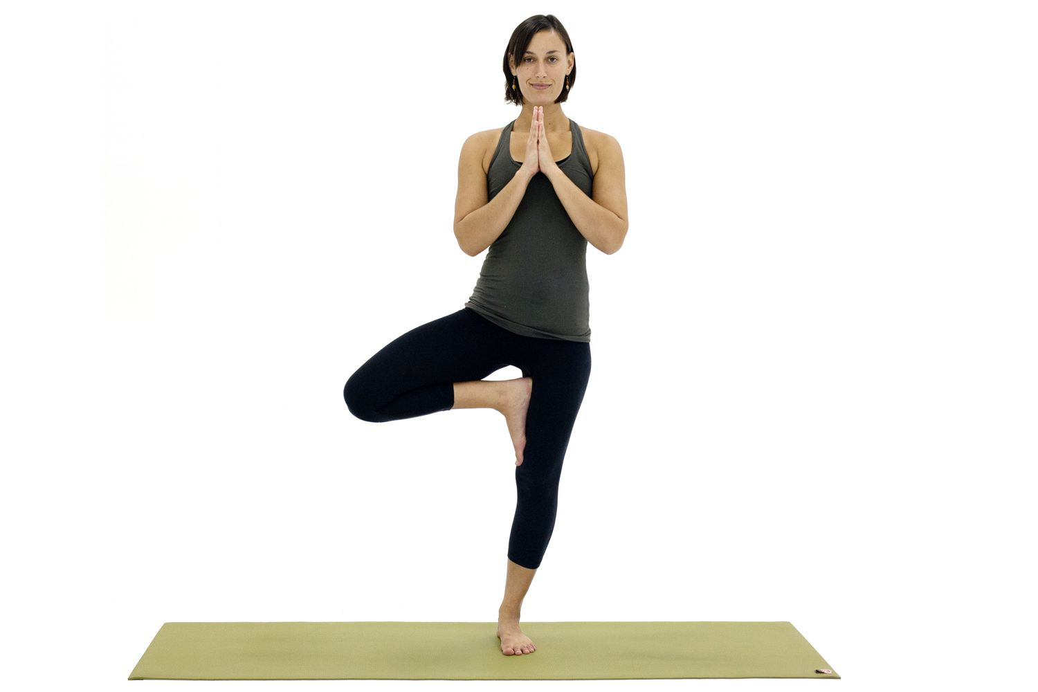 Standing Yoga Poses To Strengthen Core