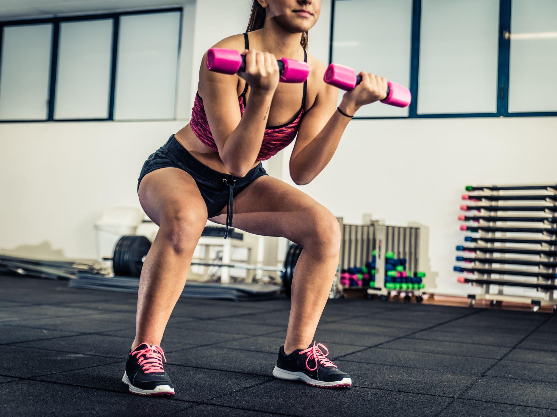 Full Body Tabata Strength Workout
