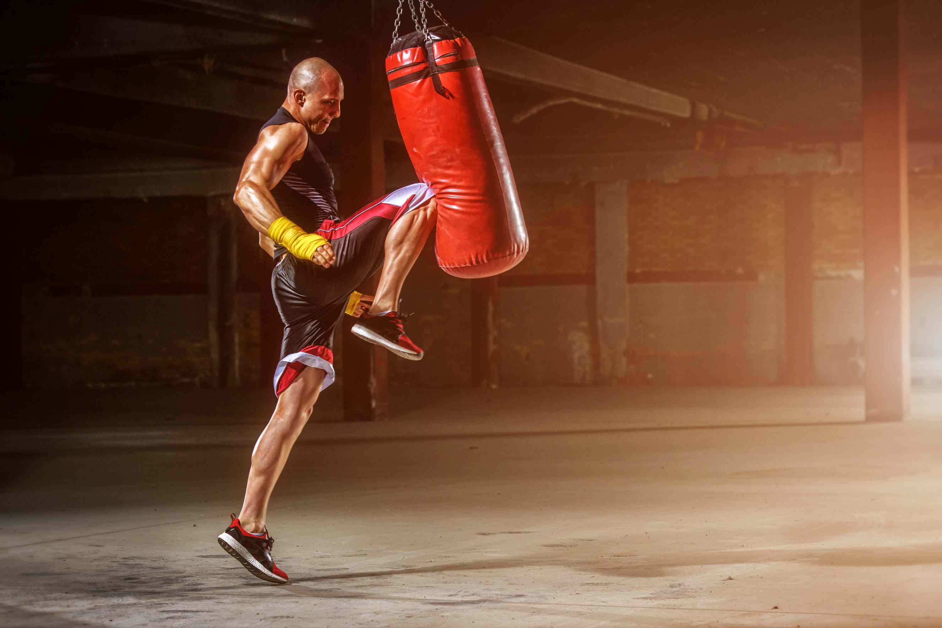 The MMA Workout You Can Do at Home