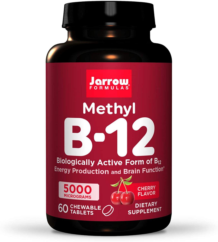 Jarrow Formulas Methylcobalamin Tablets