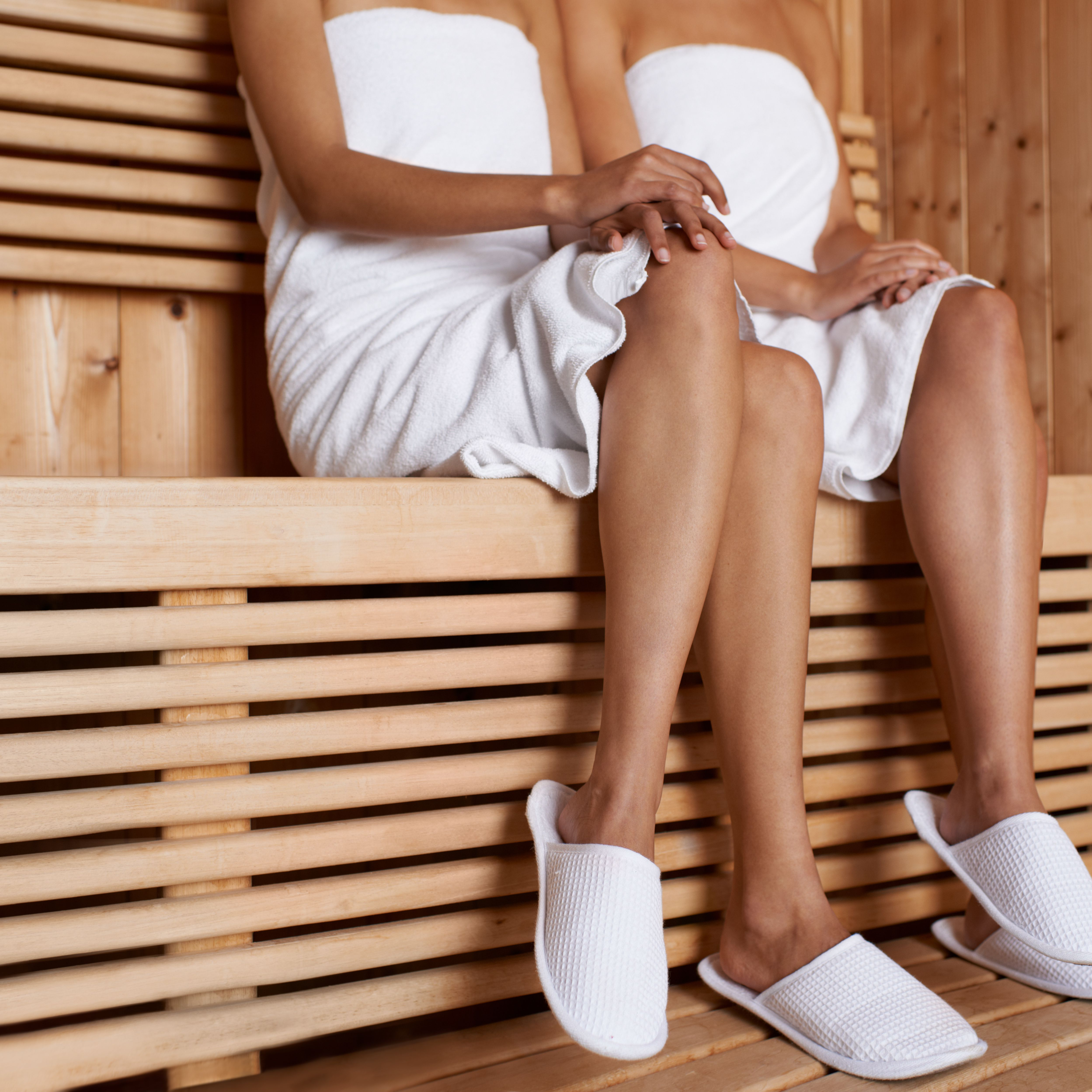 Are Saunas and Steam Rooms Good for Your Health?