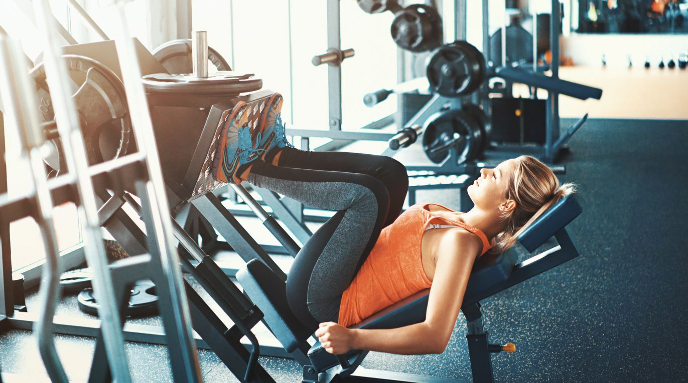 The Don't-Look-Like-a-Fool Guide to Gym Equipment