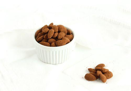Mocha Almonds