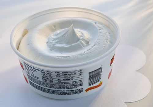 Carrageenan is found in whipped toppings.
