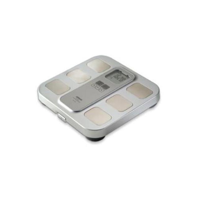 Báscula y monitor de grasa corporal Omron HBF-400