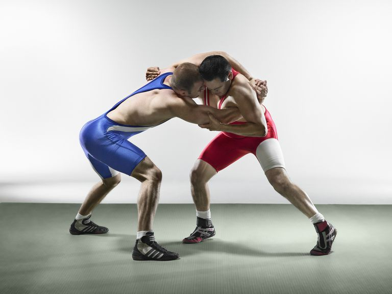 common wrestling aches pains and injuries