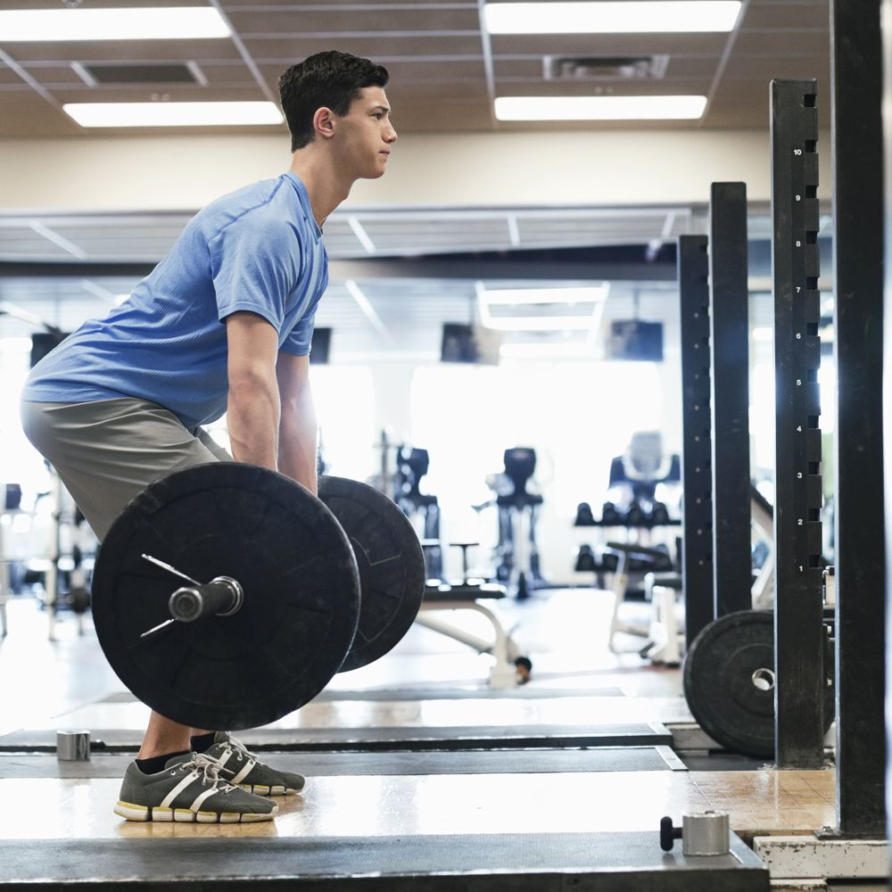 Repetition Maximum for Weight Training
