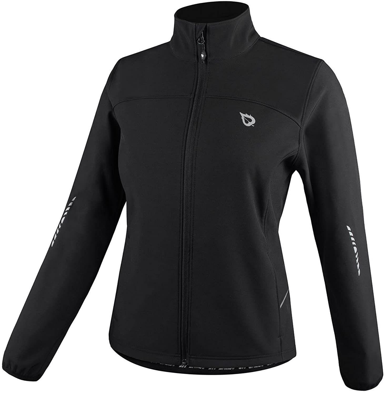 Baleaf Windproof Thermal Running Jacket
