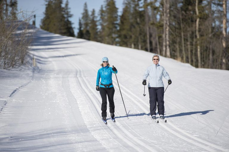 2 Things to do before you go skiing