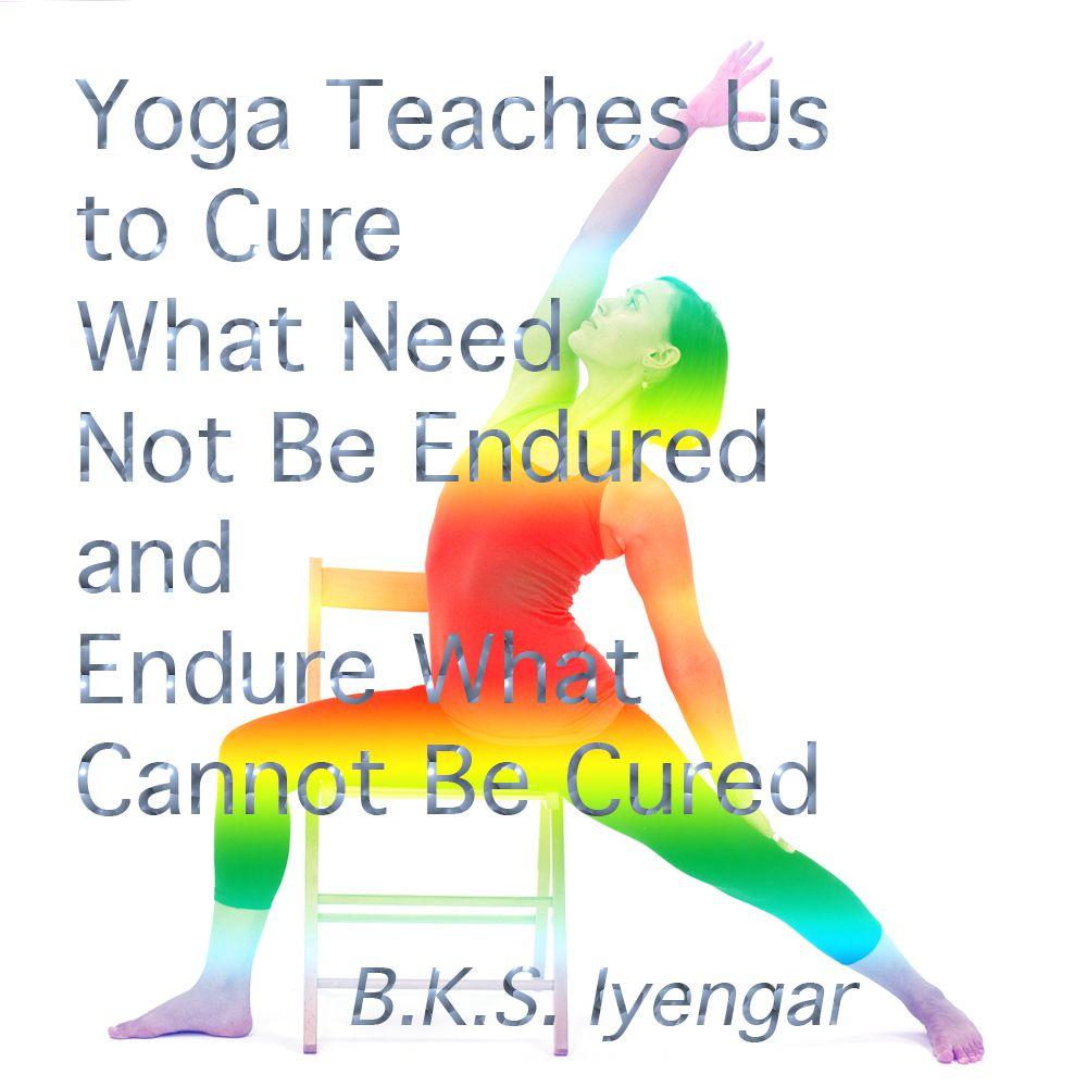 el yoga nos enseña