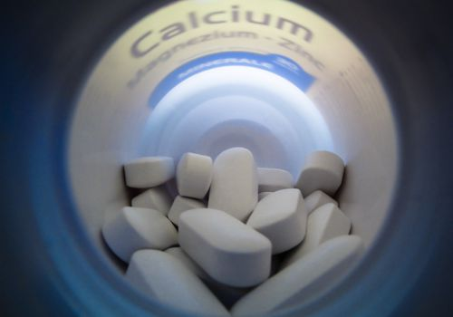 Calcium supplements can interfere with some medications.