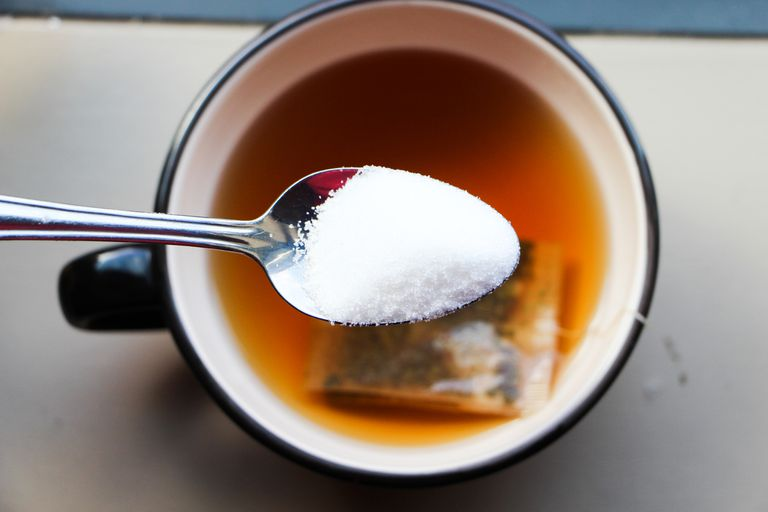Tea and sugar