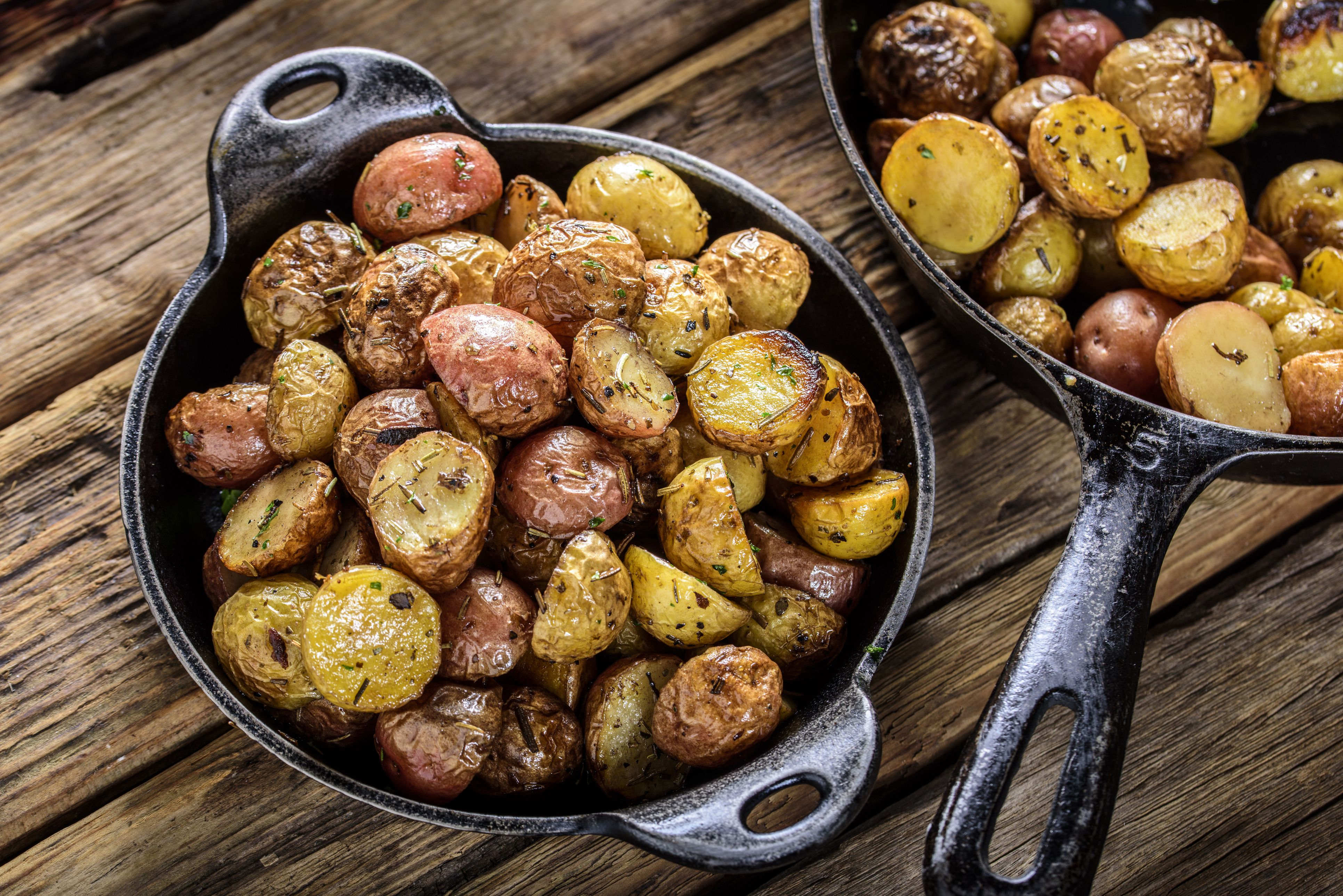 Are White Potatoes Considered Part of a Healthy Diet?