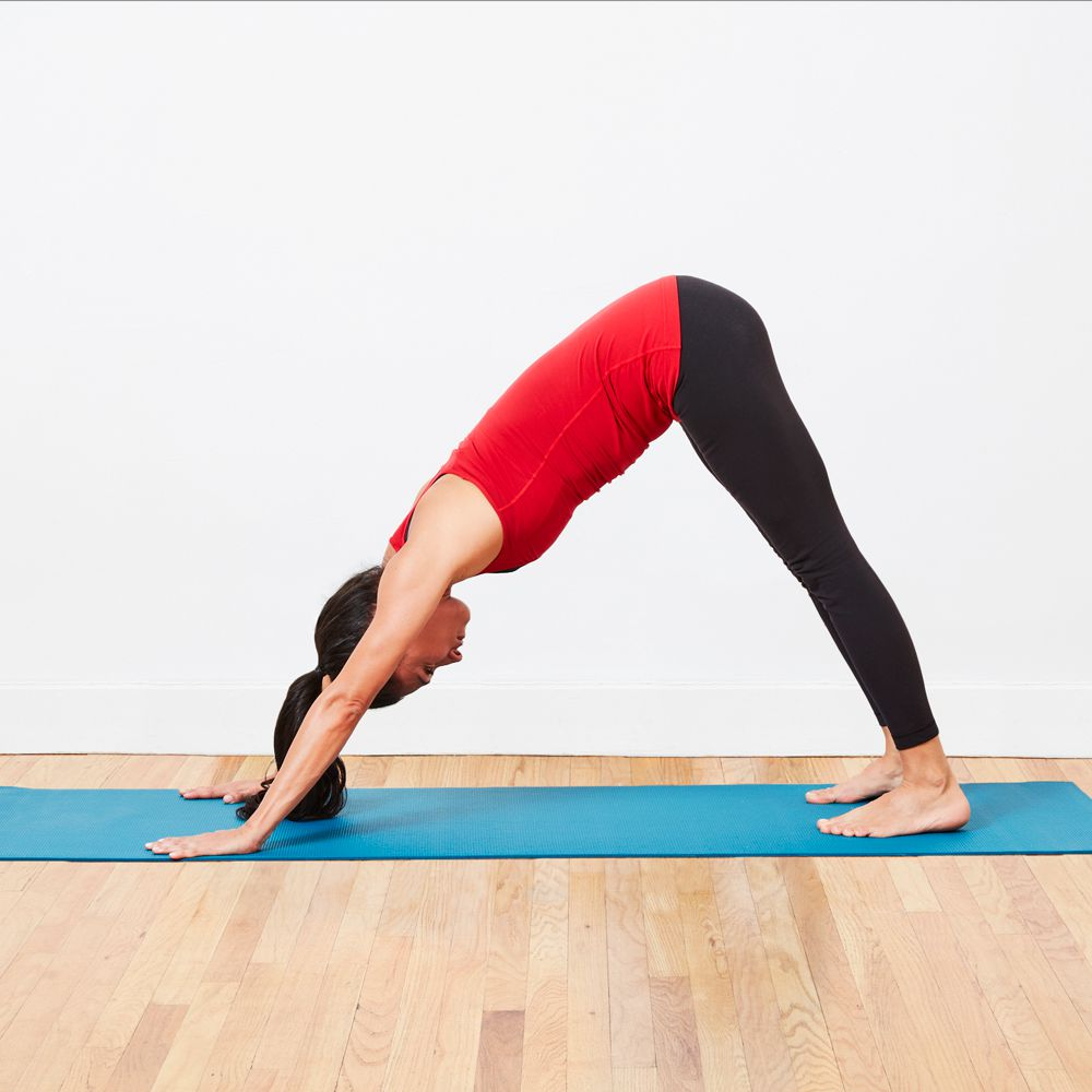 Yoga Poses That Build Strength for Beginners