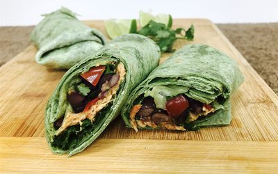 Healthy chicken liver and avocado baby food recipe beans and greens healthy chicken burrito recipe forumfinder Gallery