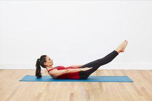 classic pilates hundred