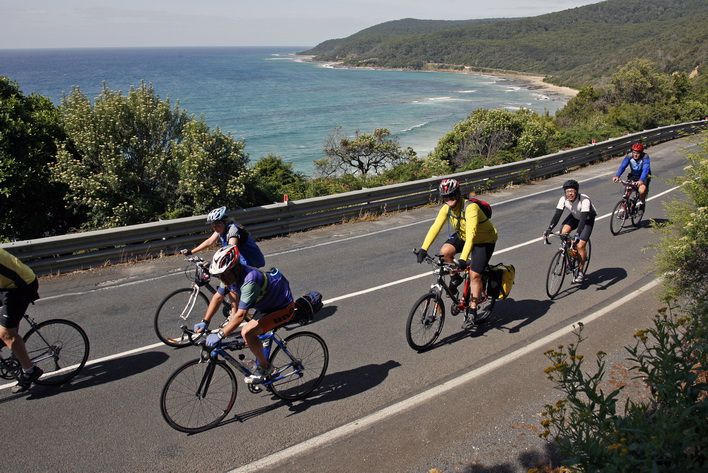Great Victorian Bike Ride - Australia