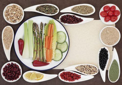 high-fiber foods