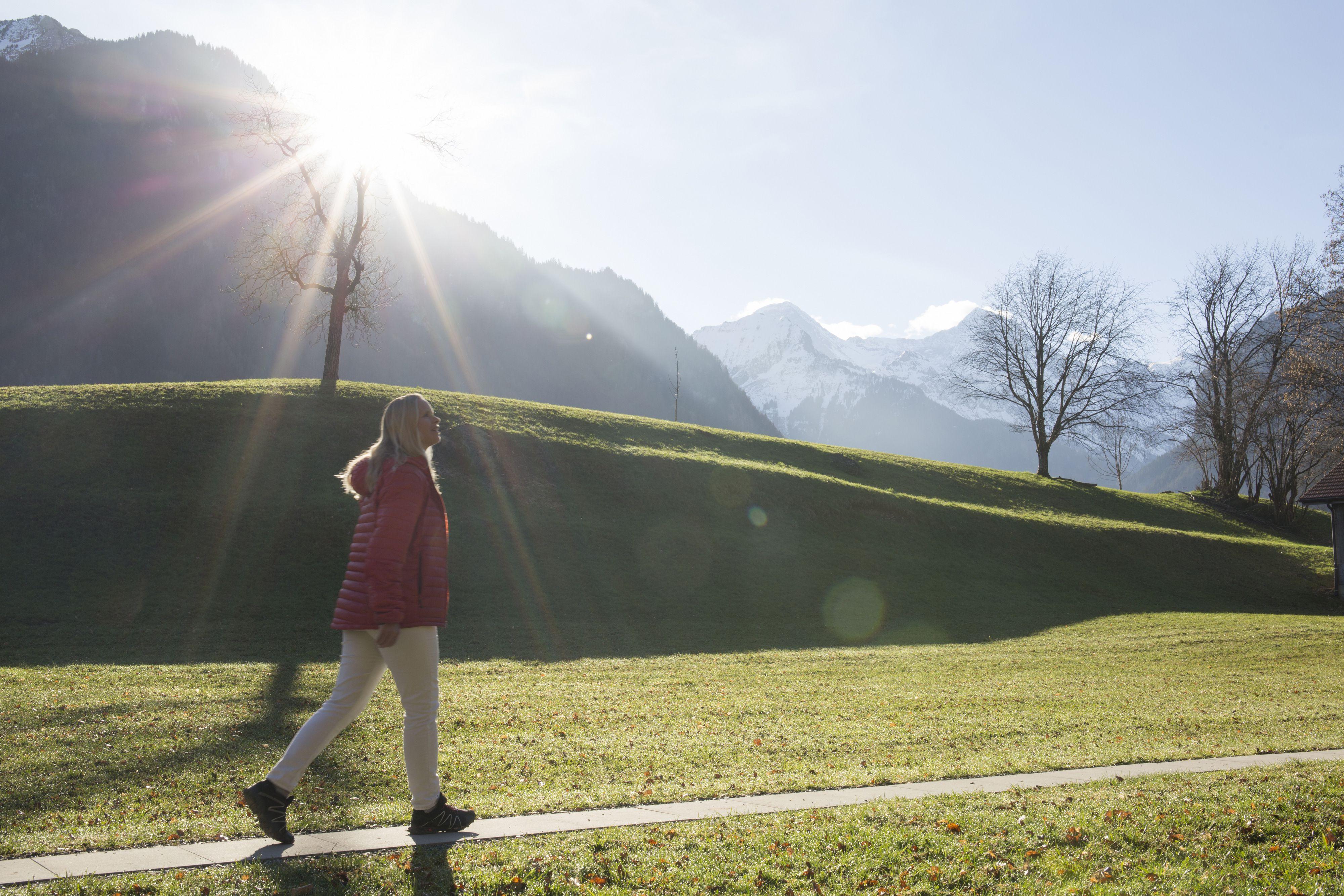 distance walking workout for endurance