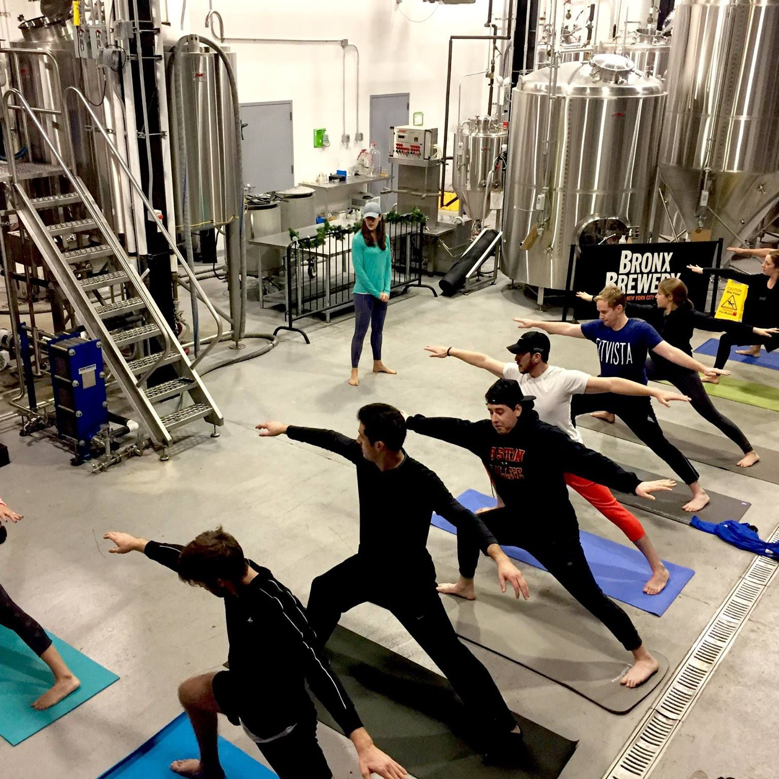 Fitness Trend: Fun Workouts That Combine Alcohol and Exercise