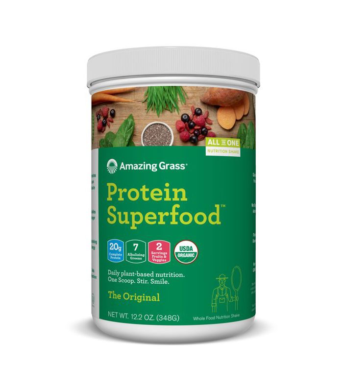 Amazing Grass Vegan Protein Powder