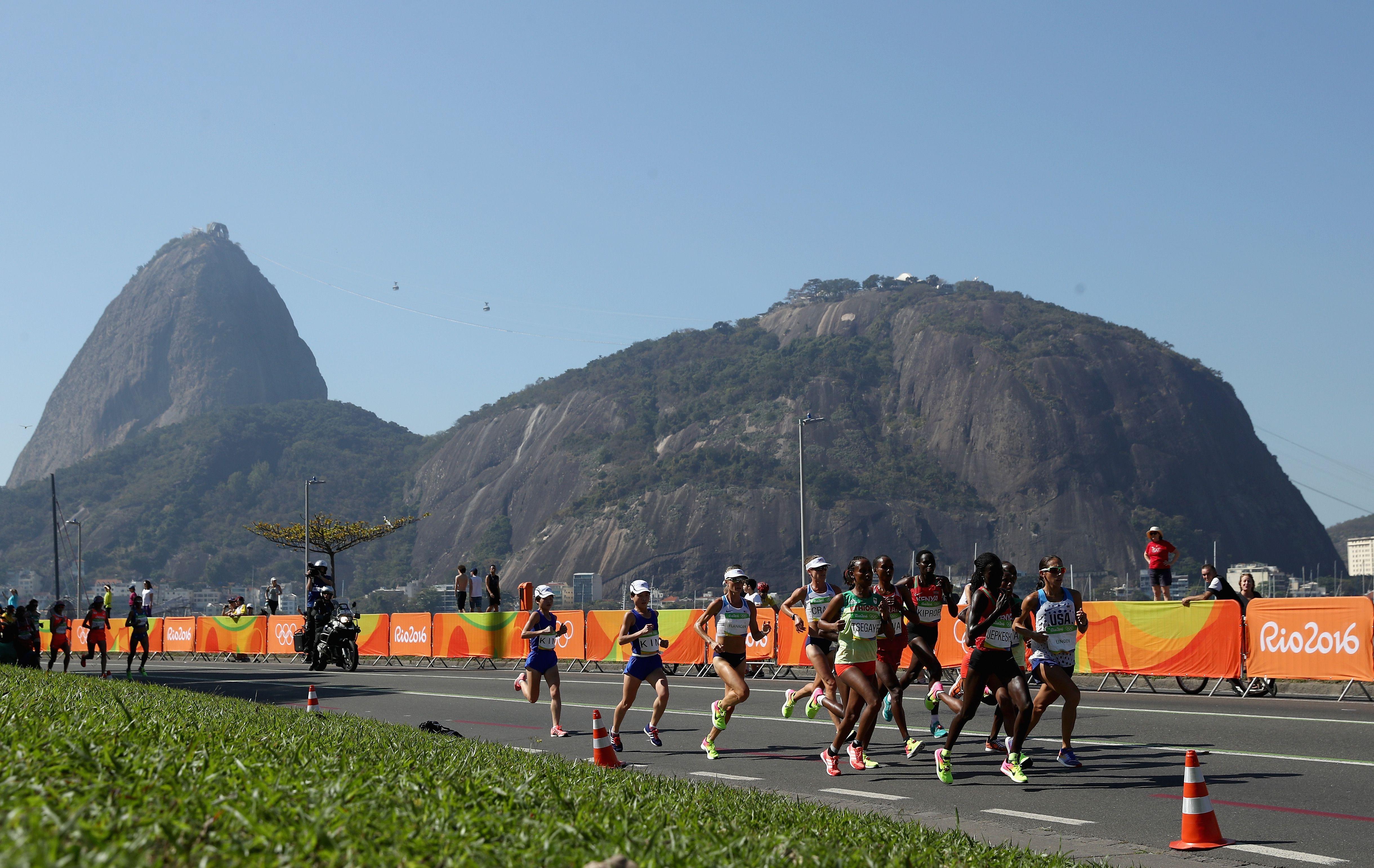 Juegos Olímpicos del Maratón de Río 2016