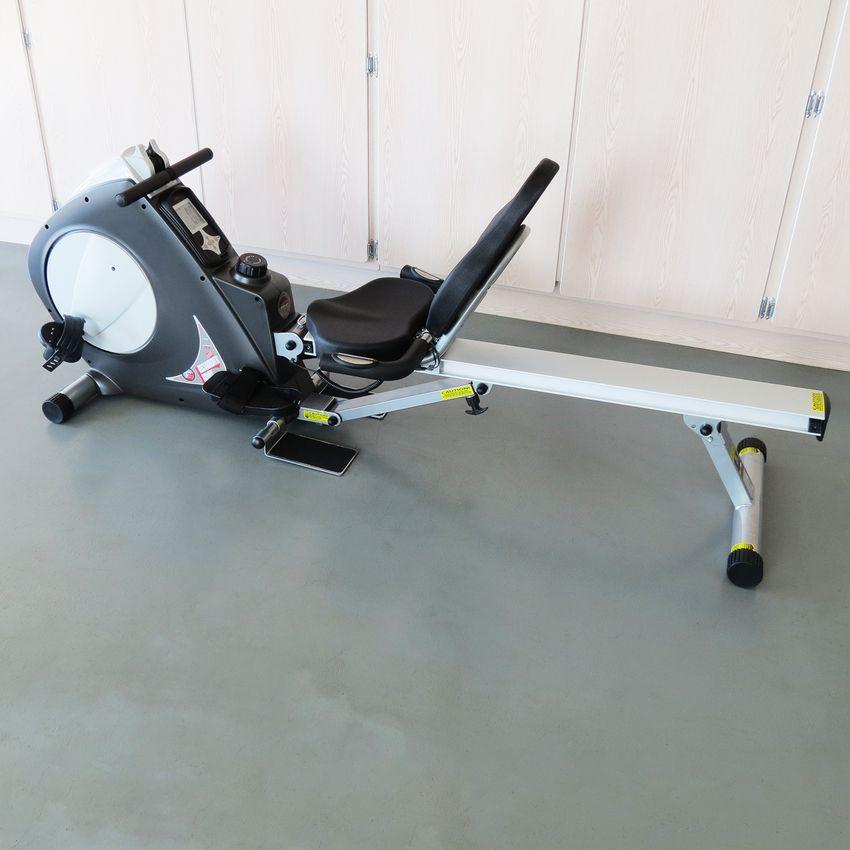 Stamina Conversion II Recumbent Exercise Bike/Rower