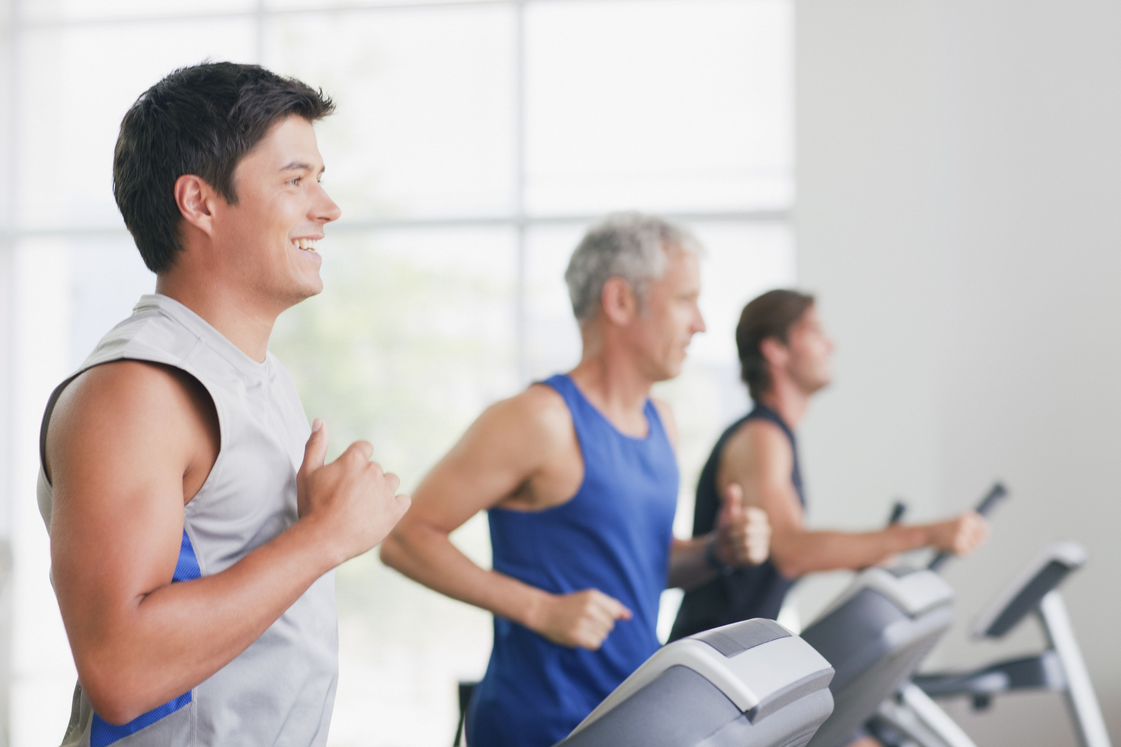 4 Quick and Effective Treadmill Workouts