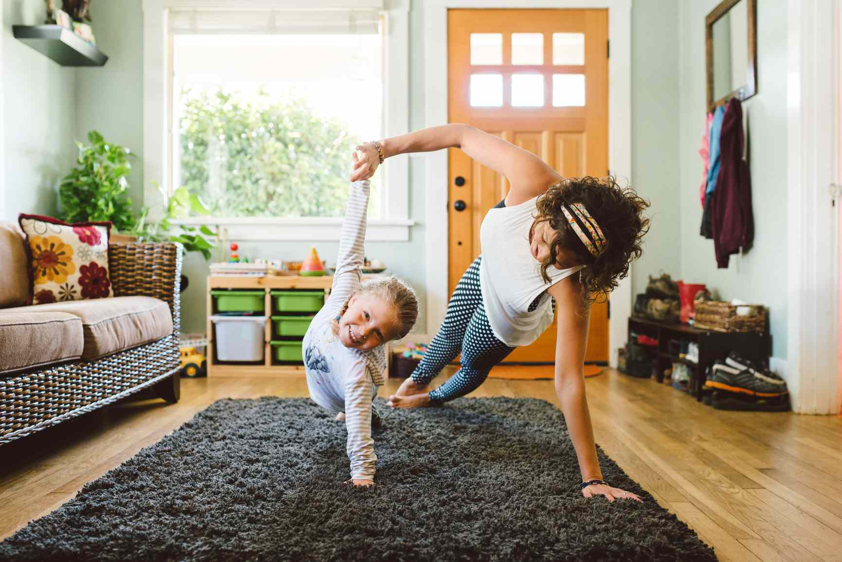 How To Stay Fit When You Re A Stay At Home Parent