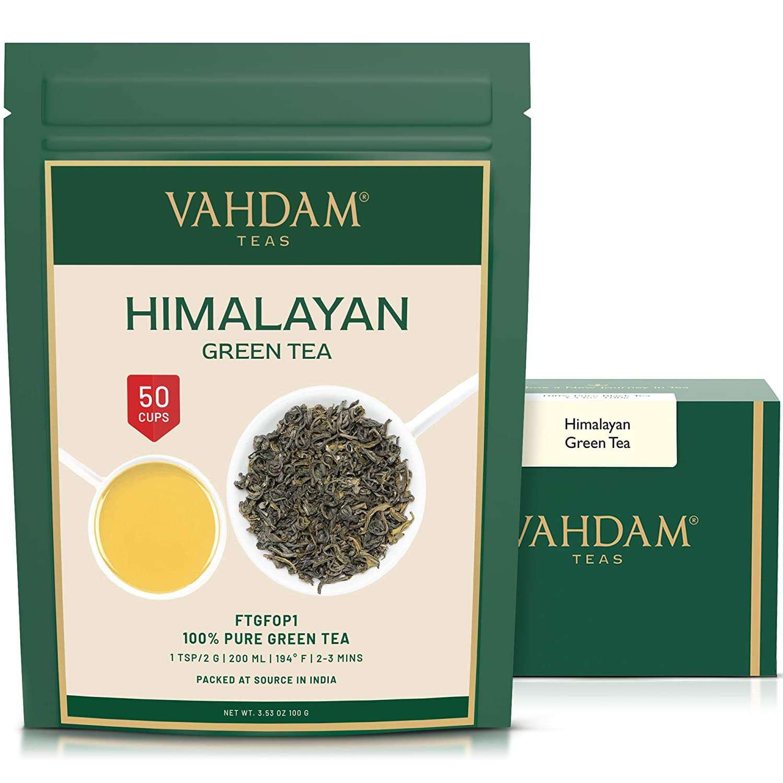 Himalayan Green Tea