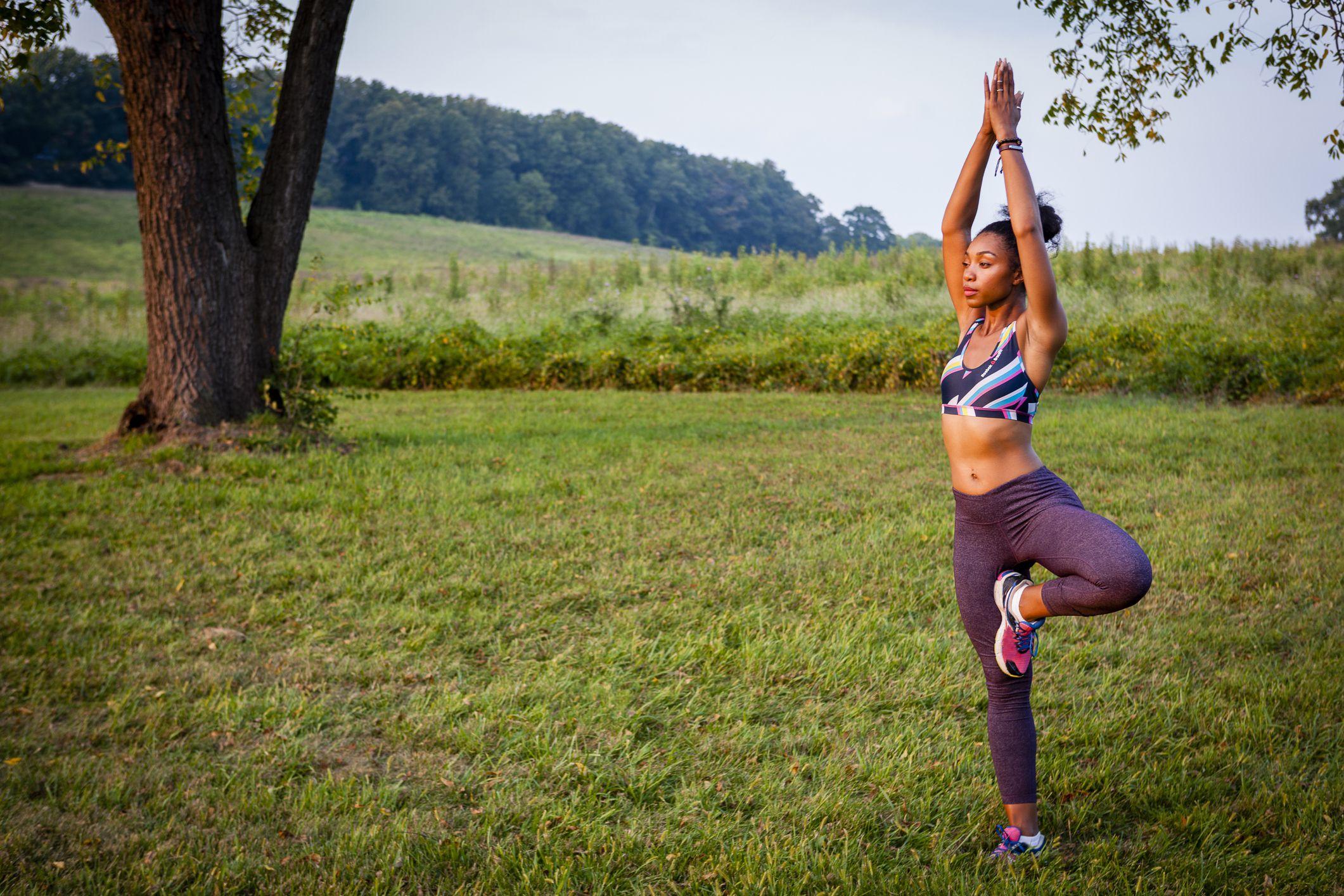 5 Exercises for Better Balance