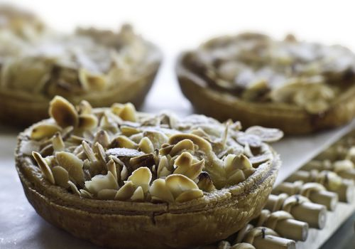 almond meal pie crust