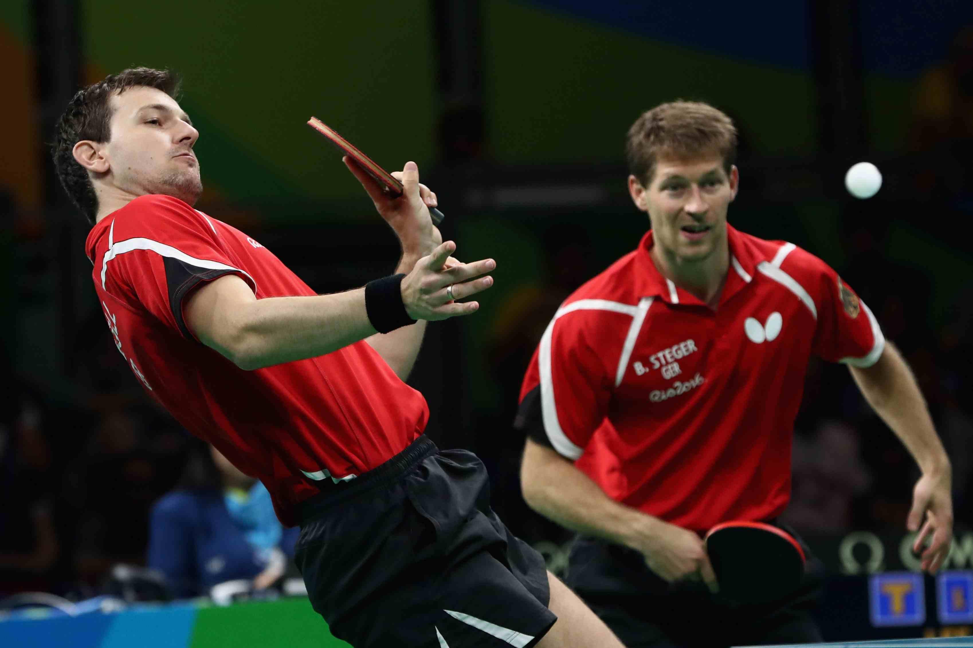 Tenis de mesa en los Juegos Olímpicos de Río