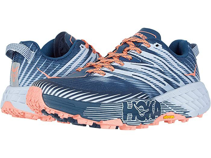 Hoka One One Speedgoat 4 Trail Running Shoes