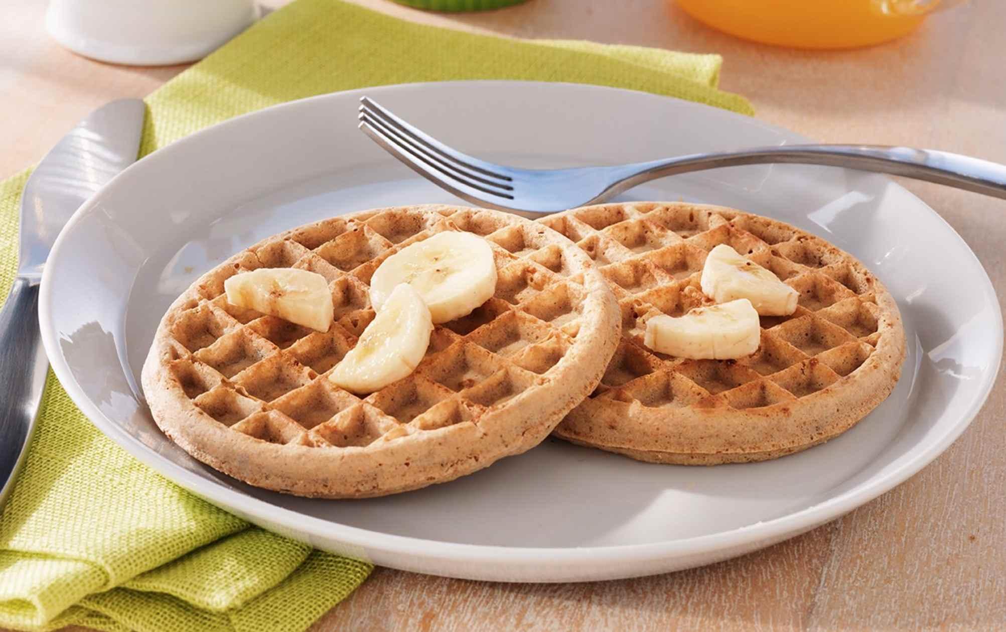 waffles kashi