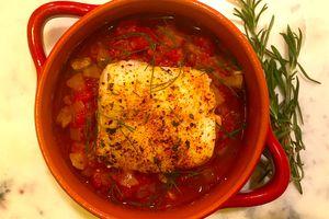 provencal tomato stew