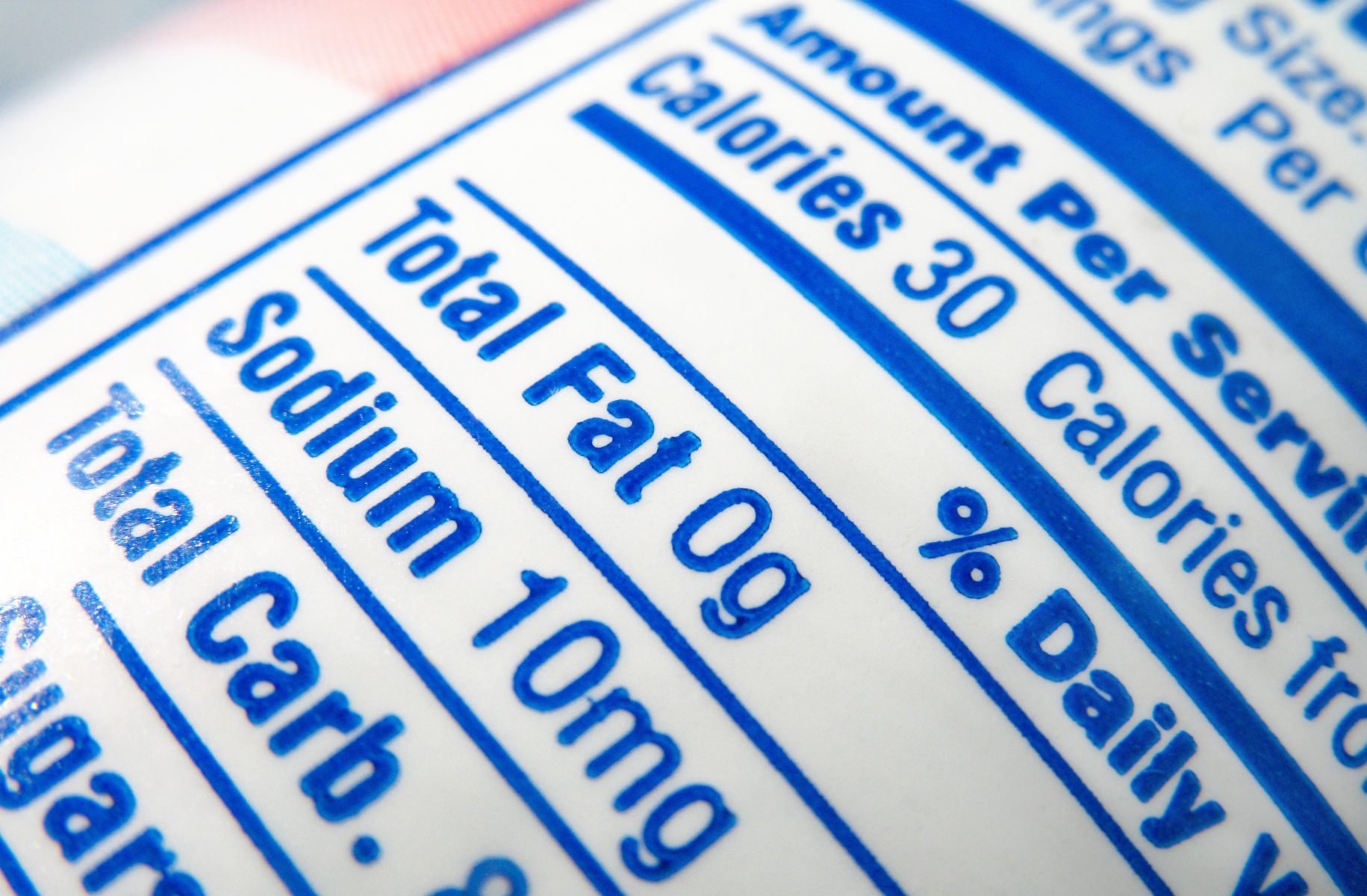How to count carbs and read nutrition labels forumfinder Choice Image