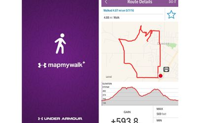 Walking Route Planners and Apps