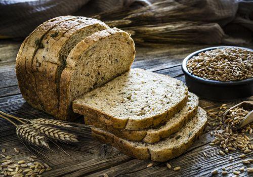 Wheat-based bread