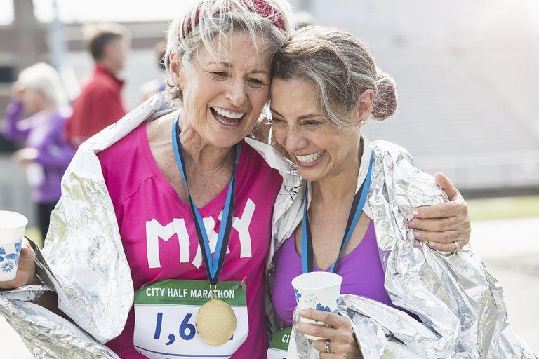 Half Marathon Finishers