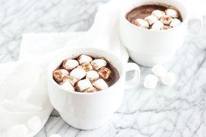 Extra Dark Honey Sweetened Hot Cocoa