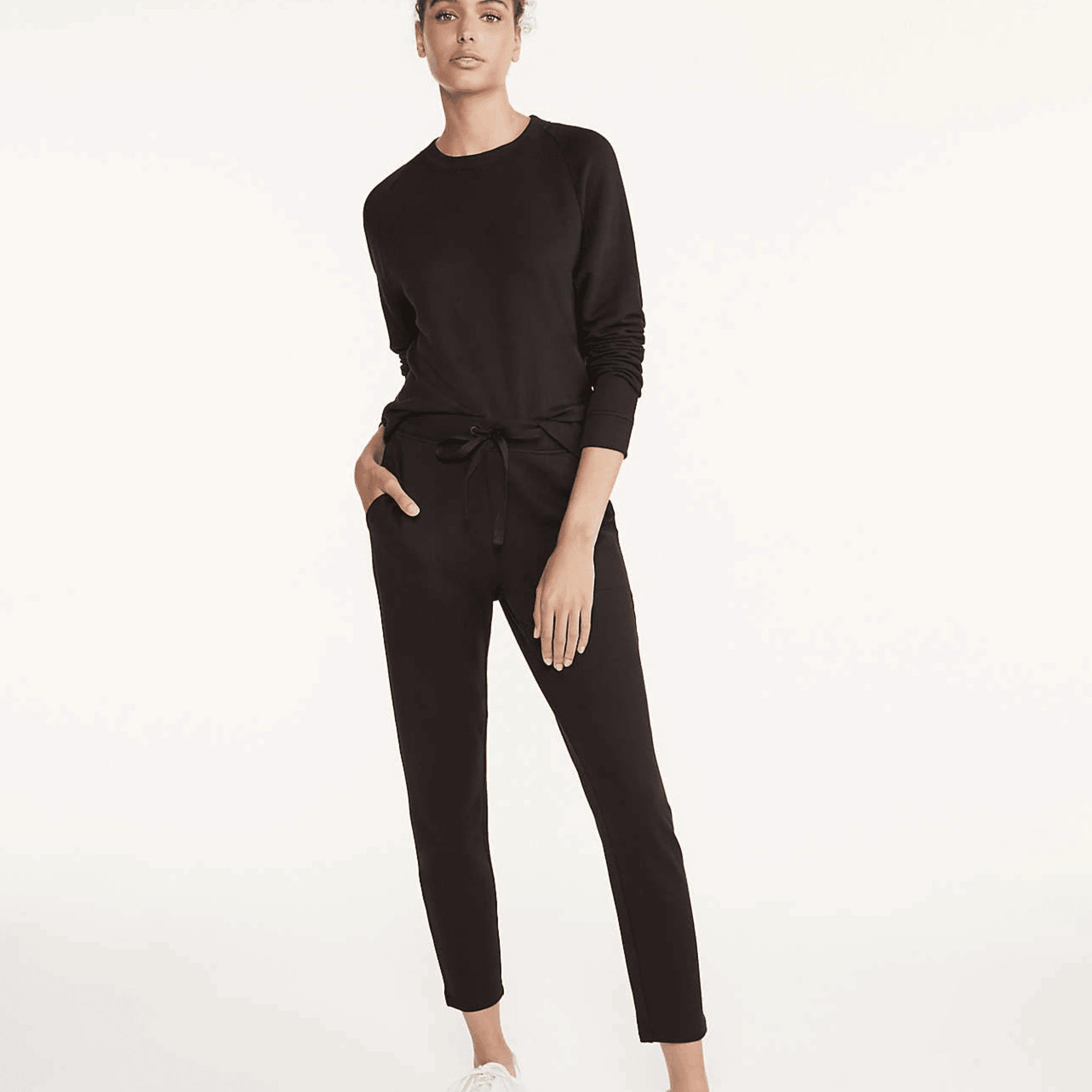 Pantalones deportivos de mezcla suave de la firma Lou and Grey